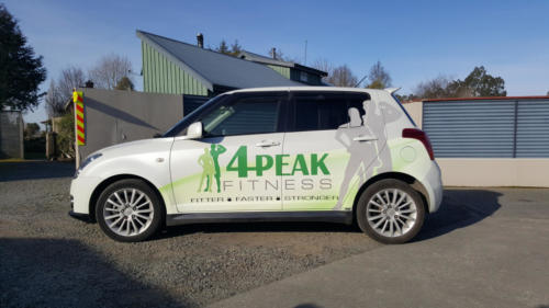 Geraldine_Signs-4_Peak_Fitness-Car2