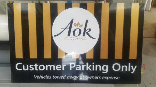 Geraldine_Signs-AOK_Clothing-Sign