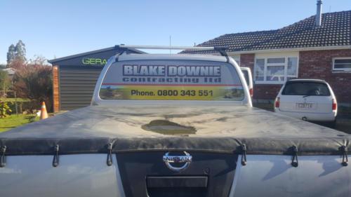Geraldine_Signs-Blake_Downie_Contracting_Ltd-Ute3