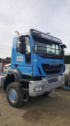 Geraldine_Signs-Hobbs_&_Banks-Truck