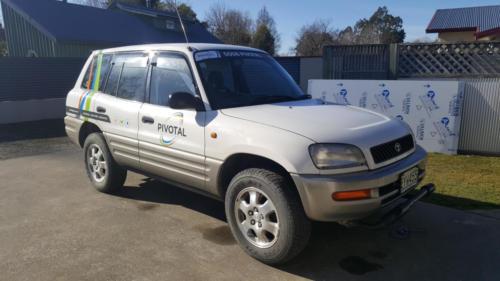Geraldine_Signs-Pivotal-Car