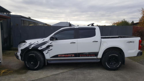 Geraldine_Signs-Stewarts_Panel_&_Paint-Ute2