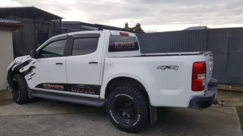 Geraldine_Signs-Stewarts_Panel_&_Paint-Ute