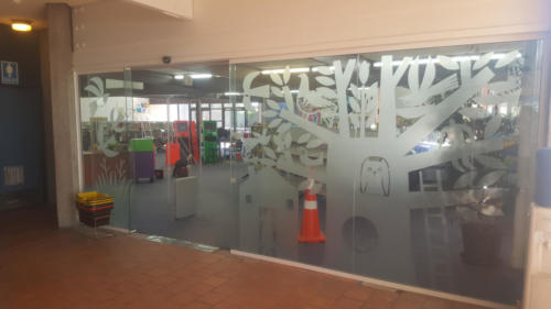 Geraldine_Signs-Timaru_Library-Window_Frosting