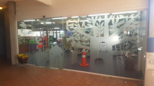 Geraldine_Signs-Timaru_Library-Window_Frosting2