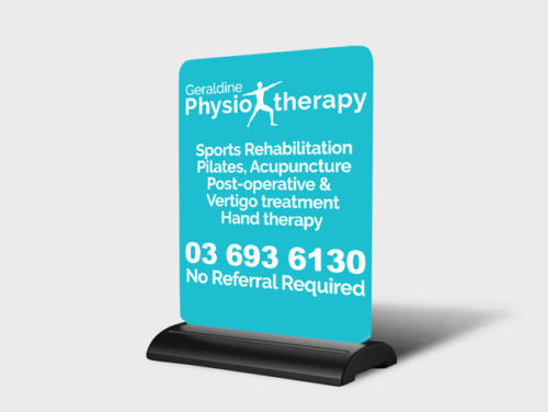 Geraldine_Signs-footpath-Geraldine_Physiotherapy
